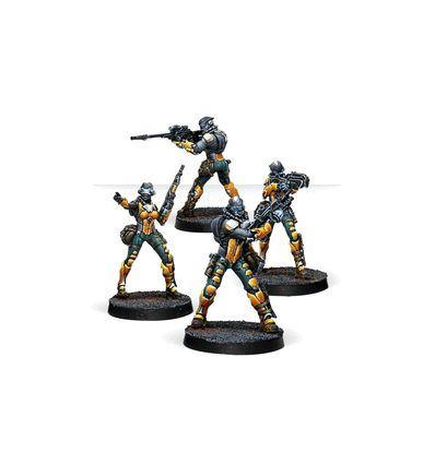 [Infinity] Celestial Guards