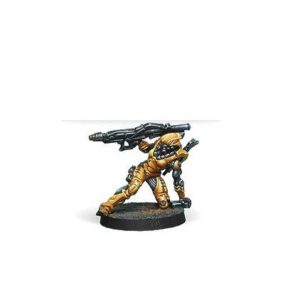 [Infinity] Wú Míng Assault Corps (Heavy RL)