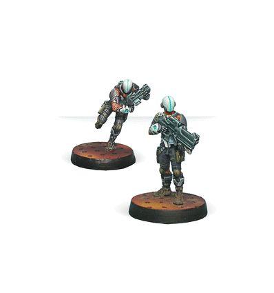 [Infinity] Prowlers (Combi Rifle, ADHL)
