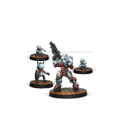 [Infinity] Taskmaster, Bakunin SWAST Team