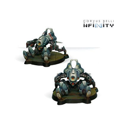 [Infinity] Armbots Bulleteer