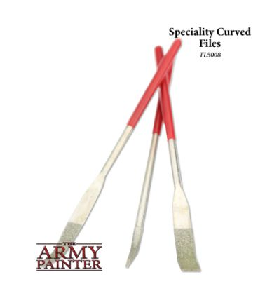 [Army Painter] Specialty Curved Files