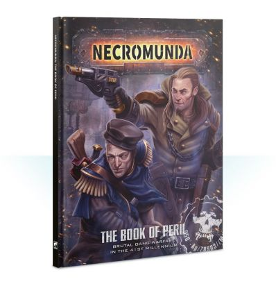 Necromunda : The Book Of Peril (VO)